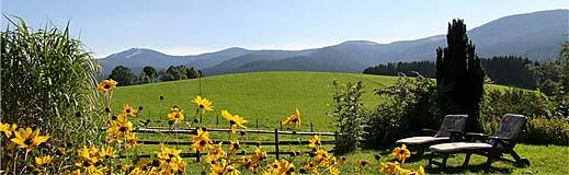 Urlaub im Arberland Bayerischer Wald am Arber